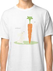 Funny bunny Classic T-Shirt