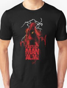 A Flash of Lightning Unisex T-Shirt