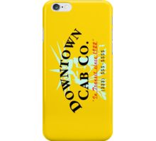 Downtown Cab Company Liberty iPhone Case/Skin