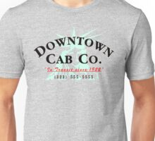 Downtown Cab Company Liberty Unisex T-Shirt