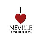 I love Neville Longbottom by eggnog