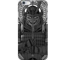 Lotus Warrior iPhone Case/Skin