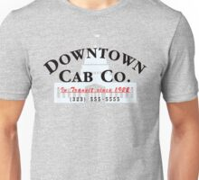 Downtown Cab Company Capitol Unisex T-Shirt