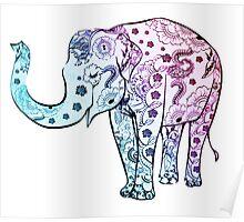 Elephan-tastic Poster