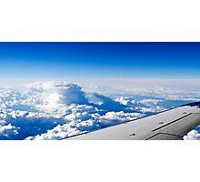 Sky.  Photographic Print