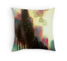 """Space Glue"" Throw Pillow"