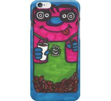 Doodle Barista iPhone Case/Skin