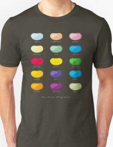 Every emotion beans Unisex T-Shirt