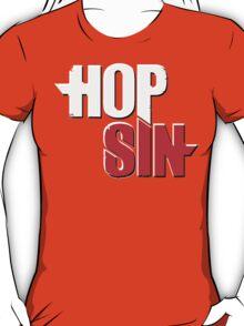 HOPSIN (GREY & RED) T-Shirt