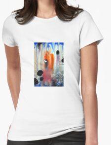 """Safari"" Womens Fitted T-Shirt"