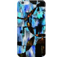 iPhone Case of painting..View from a glass house.... iPhone Case/Skin