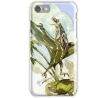Pterodactyl Ride iPhone Case/Skin