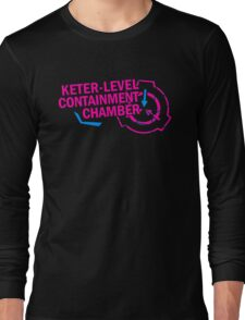 Containment Chamber Long Sleeve T-Shirt