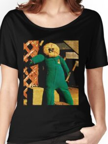 Under-the-staircrow Women's Relaxed Fit T-Shirt