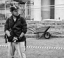 Waiting to shot by Roman Naumoff