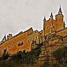 Alcazar de Segovia  by Juergen Weiss