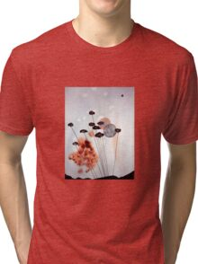 """Vegetation"" Tri-blend T-Shirt"