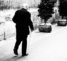 Hurrying Home.. by Berns