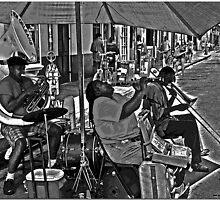Street Jam by Chet  King