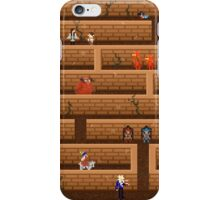Pixel Labyrinth iPhone Case/Skin