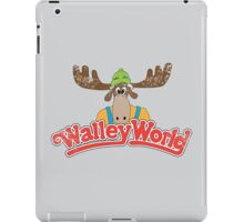 Walley World - Vintage iPad Case/Skin
