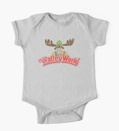 Walley World - Vintage One Piece - Short Sleeve