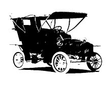 Ford Model F Touring 1905 by garts