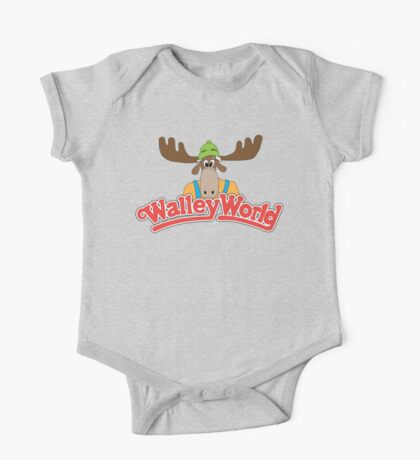 Walley World One Piece - Short Sleeve