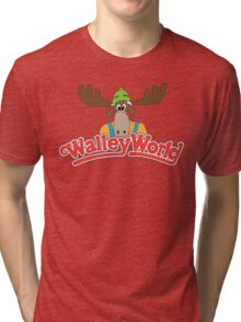 Walley World Tri-blend T-Shirt