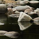 River Rocks by SWEEPER