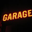 Neon Garage by Mark Roon-Reitmeier