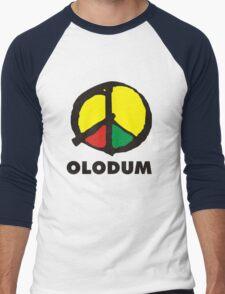 OLODUM shirt Men's Baseball ¾ T-Shirt