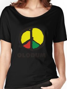 OLODUM shirt Women's Relaxed Fit T-Shirt