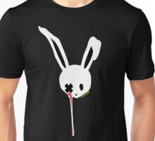 Creepy Bunny v2 Unisex T-Shirt