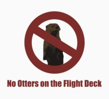 No Otters on the Flight Deck by Anglofile