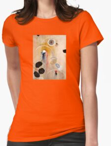 """""""Chaos"""" Womens Fitted T-Shirt"""
