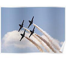 Heavy Metal Jet Team Poster