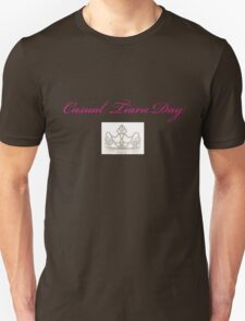 Casual Tiara Day T-Shirt