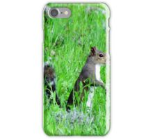 Spotted My Next Meal iPhone Case/Skin