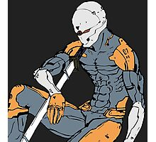 Gray Fox from MGS 1 Photographic Print