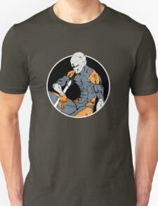 Gray Fox from MGS 1 Unisex T-Shirt