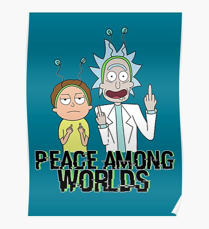 Peace Among Worlds Poster