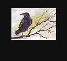 Crow on a bough T-Shirt
