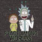 Peace Among Worlds by MitsueTG