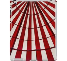Flag in the tent iPad Case/Skin