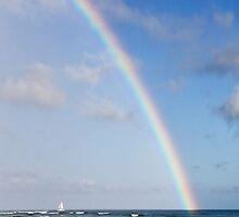 iPhone Case. Rainbow by Alex Preiss