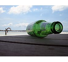 Tipsy at Baby Beach  Photographic Print