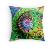 The Ninth Dream Throw Pillow