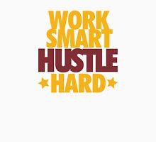 Work Smart Hustle Hard- Cavs Unisex T-Shirt