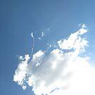 Summer Sky kite flying by Jacker